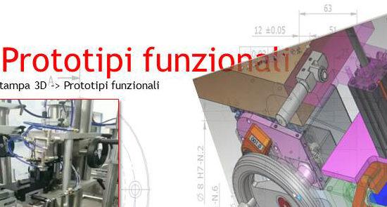 Prototipi Funzionali