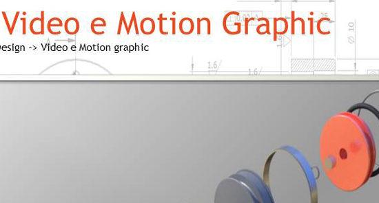 Video e Motion Graphic